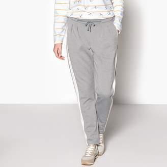 Anne Weyburn Sweatshirt Fabric Peg Trousers