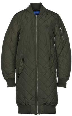 c60cf8fa2e01d Adidas Long Down Jacket - ShopStyle UK