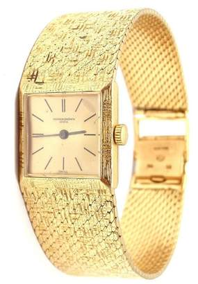 Vacheron Constantin 18K Yellow Gold Vintage Womens Watch Year: 1937 $4,400 thestylecure.com