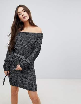 Bardot QED London Sweater Dress