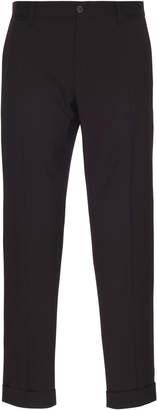 Dolce & Gabbana Slim-Fit Twill Pants