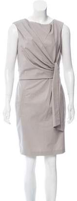 Diane von Furstenberg Amara Sleeveless Mini Dress
