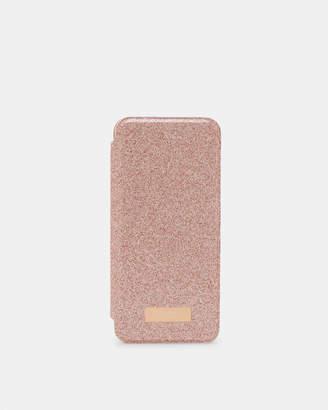 Ted Baker HANAS Glitter Samsung S8 book case