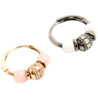 Elise Dray Gold Pink gold Earrings