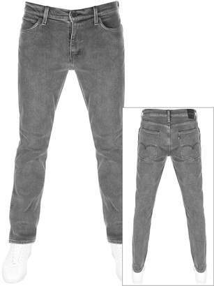 f1cddf5390b Levi's Levis Line 8 Slim Tapered 512 Jeans Grey