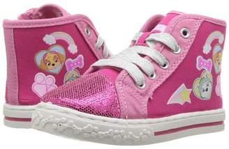 Josmo Kids Paw Patrol Hi Top Girl's Shoes
