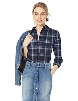J.Crew Mercantile Women's Long-Sleeve Button Down Shirt,XL