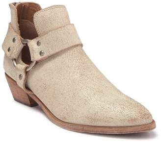 Frye Ray Harness Leather Bootie