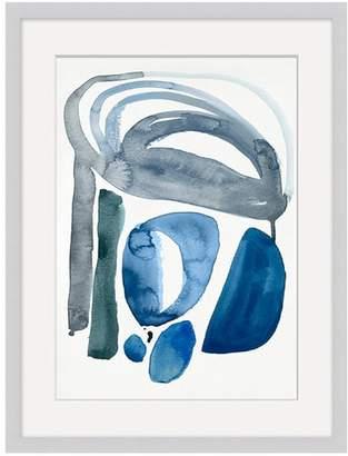 Pottery Barn Vessels & Shells Framed Print by Kiana Mosley