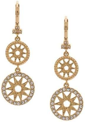 Marchesa star drop earrings