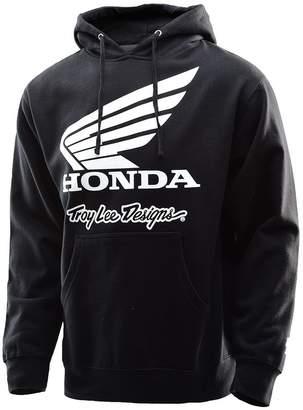 Lee Troy Designs Men's 2016 Honda Wing Pullover Hoodie-XL