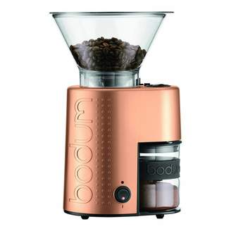 Copper Coffee Burr Grinder