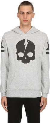 Hydrogen Icon Skull Sweatshirt Hoodie