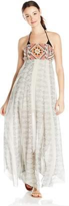 Rip Curl Women's Fiesta Maxi Cover Up Dress