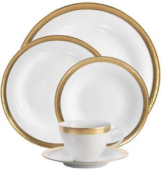 Michael Aram 5-Piece Goldsmith Dinnerware Place Setting