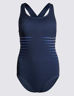 Marks and Spencer Secret SlimmingTM Active Swimsuit