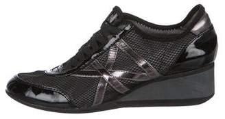DKNY Neoprene Slip-On Sneakers
