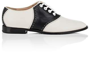 Women's Zelie Leather Oxfords