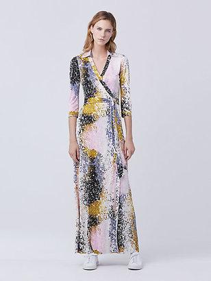 Abigail Maxi Wrap Dress $598 thestylecure.com