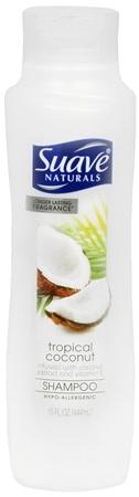 Suave Naturals Shampoo Tropical Coconut