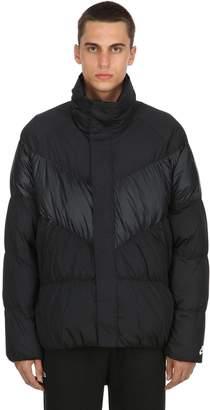 Nike Sposrtswear Nylon Down Jacket
