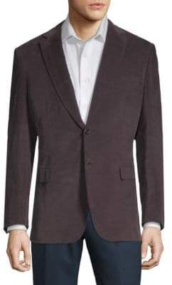 Brioni Classic Long-Sleeve Jacket