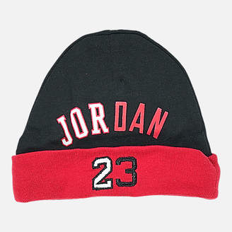 ab39f6ff825 Nike Infant Air Jordan History of Flight Hat and Bootie Set