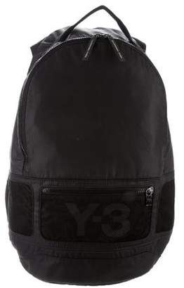 Y-3 Logo Nylon Backpack