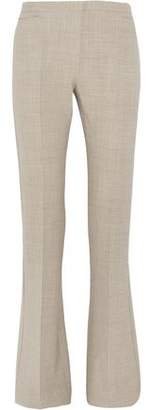 Max Mara Farnese Stretch-Wool Flared Pants