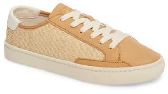 Soludos Ibiza Raffia Sneaker