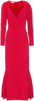 Stella McCartney Trudy crêpe dress