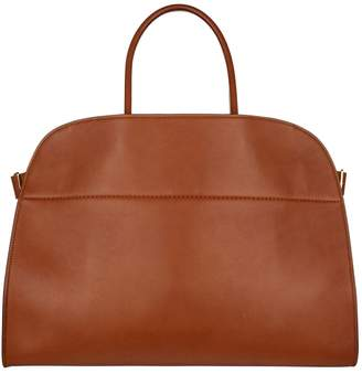 The Row Leather Tasche Trench Tote Bag