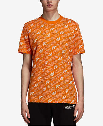 adidas Men's Originals Logo-Print T-Shirt