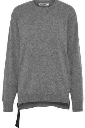 Jil Sander Buckled Cashmere Sweater