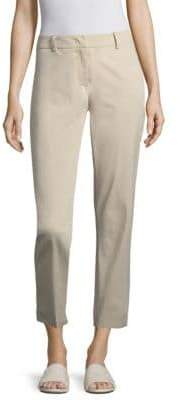 Max Mara Sole Cotton Trousers