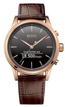 HUGO BOSS Smart Classic Hybrid Smartwatch