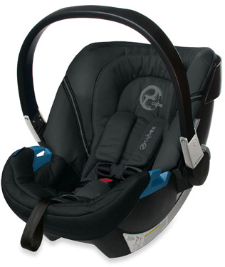 Bed Bath & Beyond Cybex Aton 2 Infant Car Seat in Classic Black