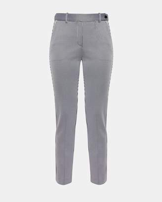 Theory Striped Slim Trouser