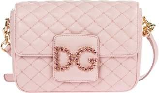 Dolce & Gabbana Leather Cross-body Messenger Shoulder Bag Millennials