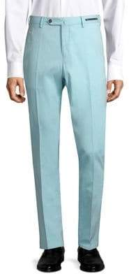 Pt01 Easy-Fit Stretch Flat Front Trousers