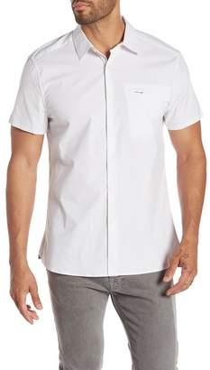 Kenneth Cole New York Short Sleeve Regular Fit Shirt