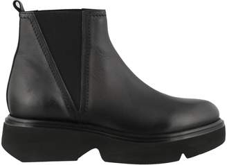 Elena Iachi Nature Ankle Boots
