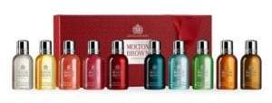 Molton Brown Stocking Fillers 10-Piece Christmas Gift Collection
