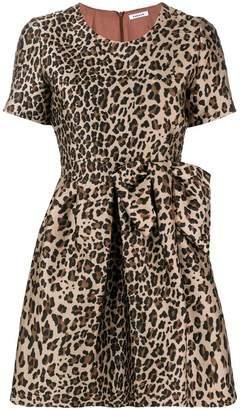 P.A.R.O.S.H. leopard print dress