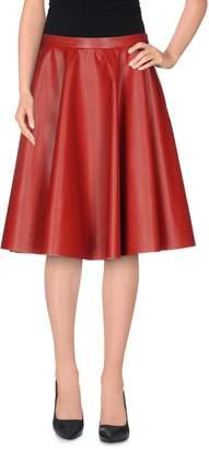 Douuod Knee length skirts - Item 35285954SU