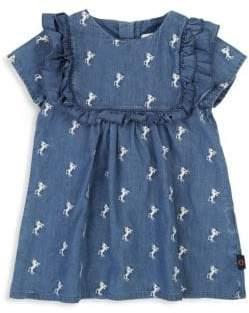 Chloé Baby Girl's Denim Dress