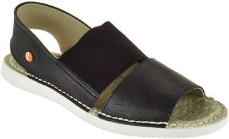 Fly London Softinos by Leather Slip-on Sandals - Tai