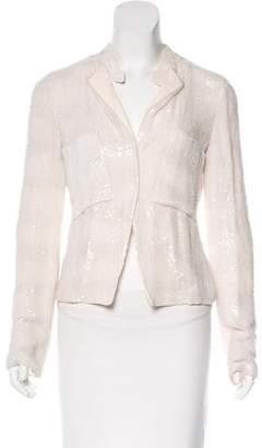 Giorgio Armani Sequined Evening Jacket
