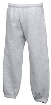 Fruit of the Loom Childrens/Kids Unisex Jog Pants / Jogging Bottoms (Heather Grey)