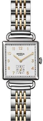 Shinola The Cass Watch, 28mm